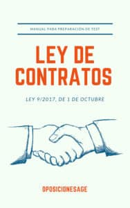 MANUAL LEY DE CONTRATOS DEL SECTOR PÚBLICO